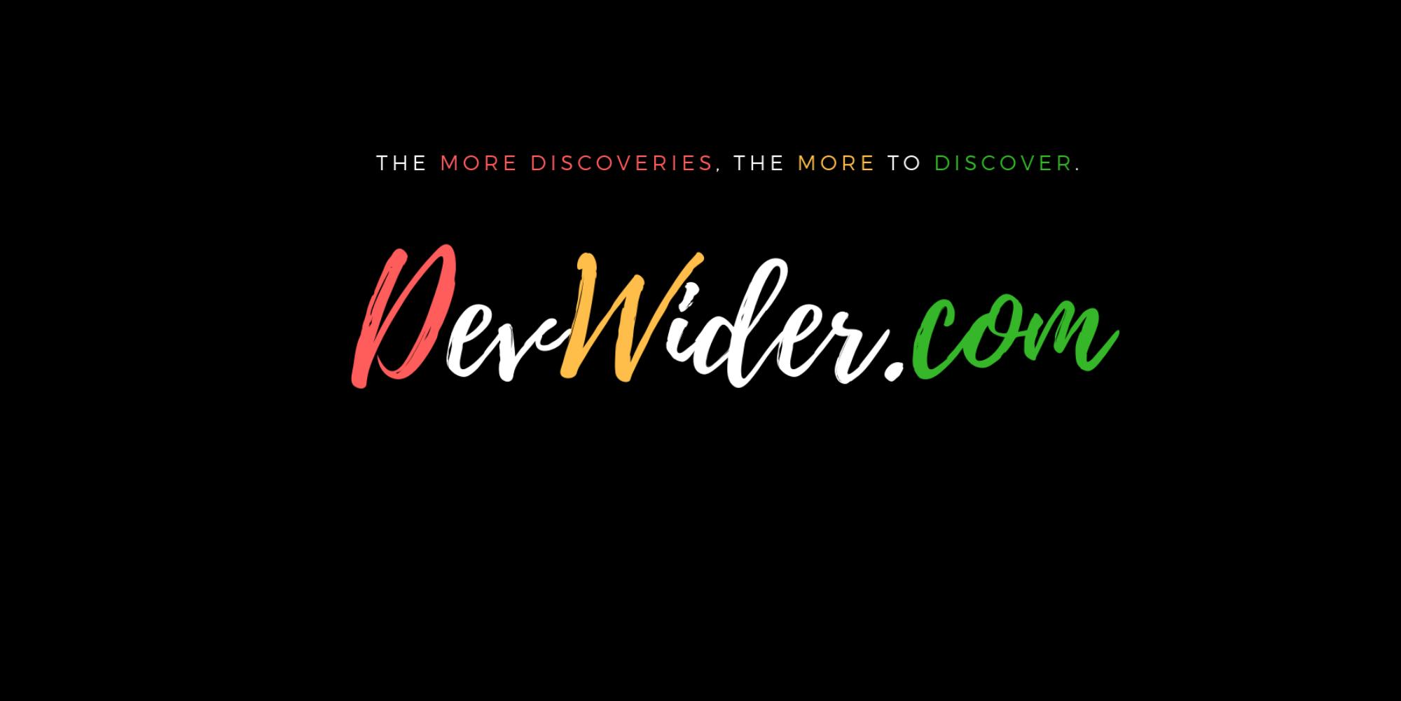 DevWider.com